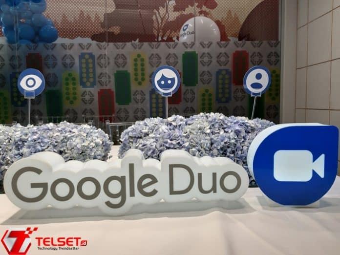 Group call Google Duo