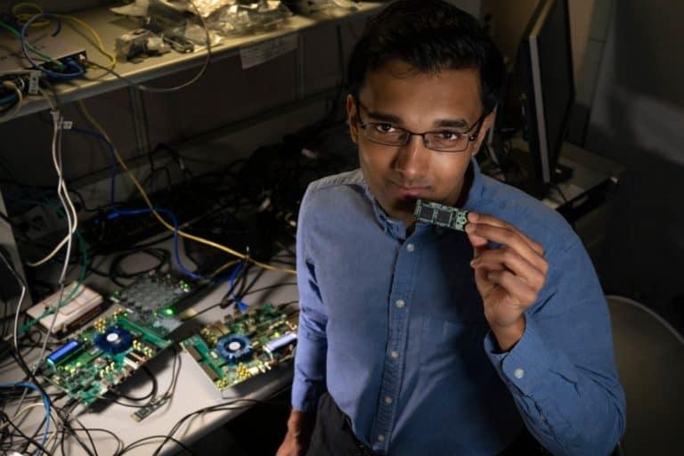 Chip Bikinan Intel Punya Kemampuan Mirip Hidung Manusia