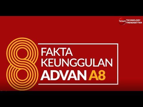 8 Fakta Keunggulan Advan A8