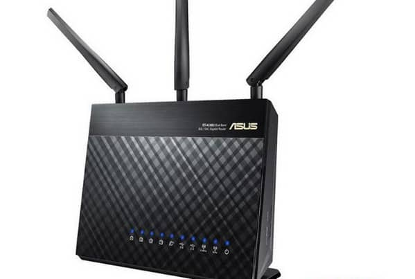 Asus Dual Band Wifi-Router Work From Home Asus