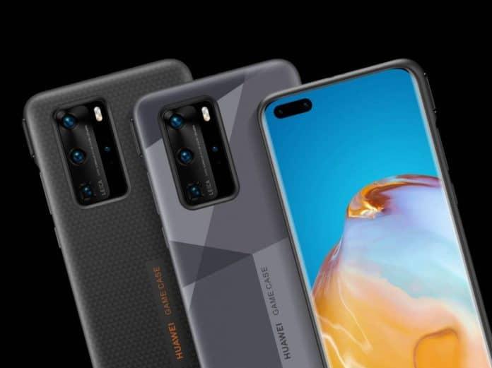 Casing Huawei P40 Pro