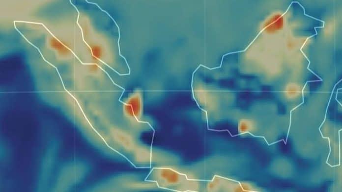 Kualitas udara Indonesia