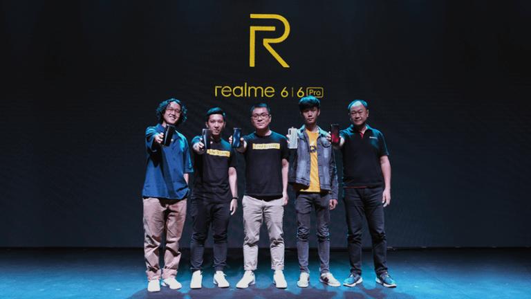 Realme 6 dan 6 Pro Rilis di Indonesia, Tawarkan Banyak Fitur Baru