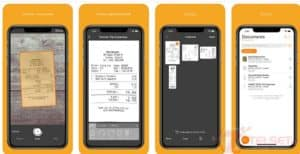 Aplikasi Scan Dokumen Genius Scan