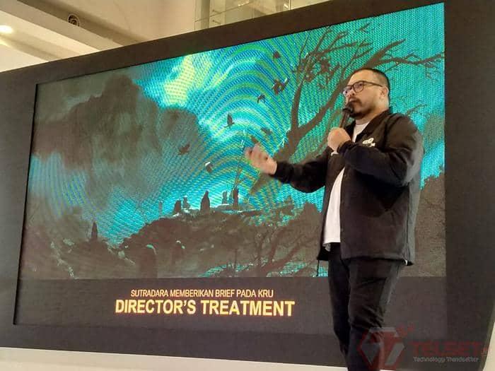 Joko Anwar Berbagi Ilmu di Samsung Galaxy Movie Studio