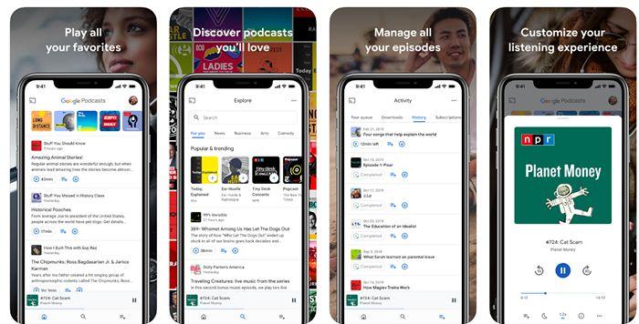 Dua Tahun di Android, Google Podcast Akhirnya Rilis di iOS