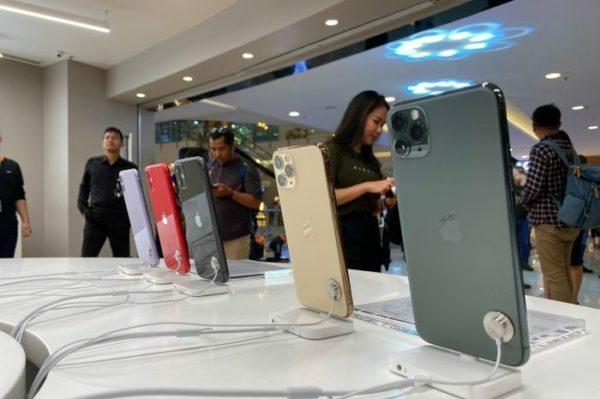 Dollar Melambung, Harga iPhone 11 Pro Naik Rp 2 Jutaan