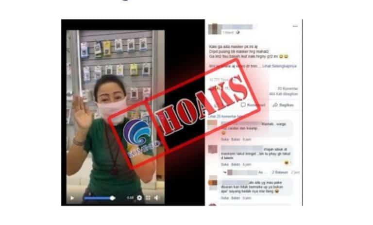Daftar 10 Hoaks Penyebaran Virus Corona di Indonesia