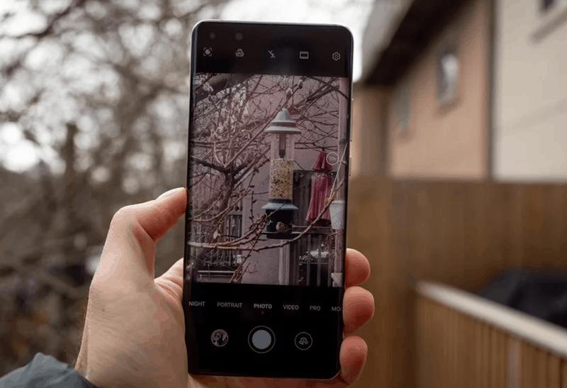 Kamera Huawei P40 Pro