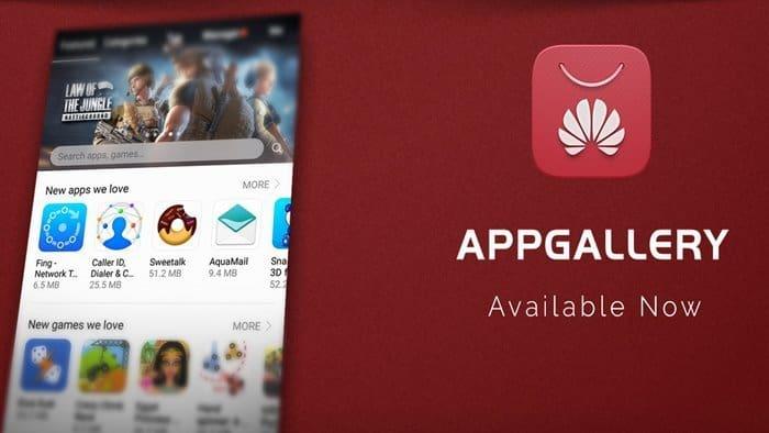 Aplikasi Perbankan dan E-commerce Kini Tersedia di Huawei AppGallery
