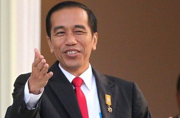 Jokowi Virus Corona
