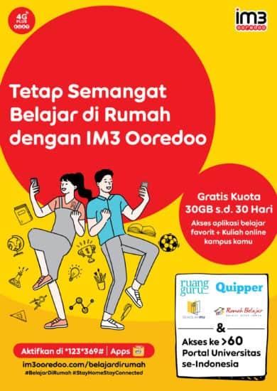 Kuota Gratis Indosat Ooredoo
