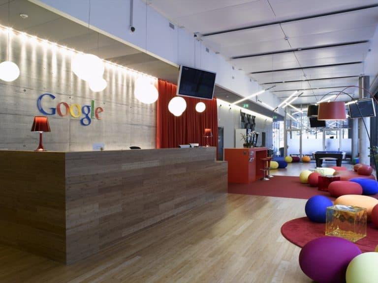 Karyawan Google Dilaporkan Terinfeksi Virus Corona