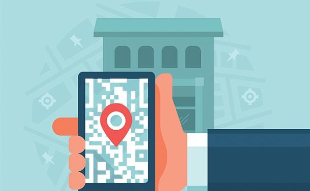 Simple Begini Cara Buat Qr Code Lokasi Pakai Smartphone