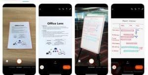 aplikasi scan Microsoft Office Lens