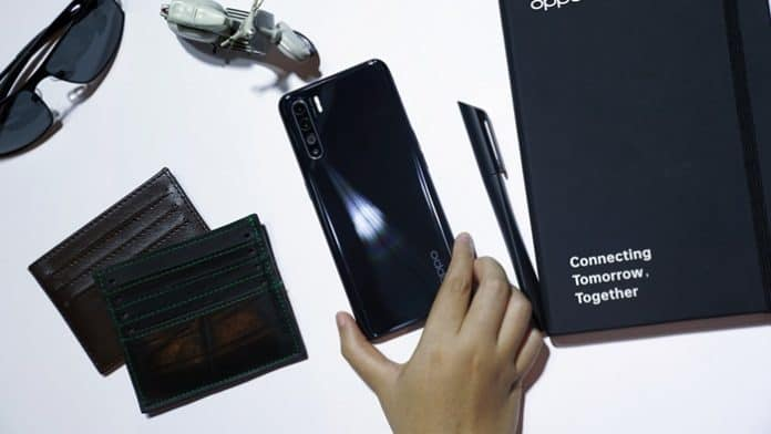 hands-on Oppo Reno3