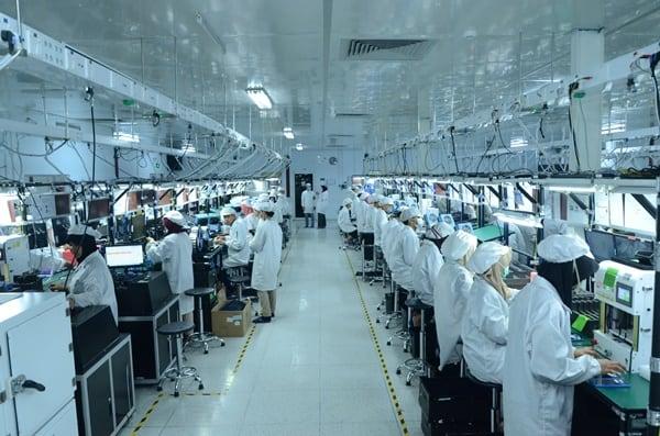 Pabrik Indonesia Corona
