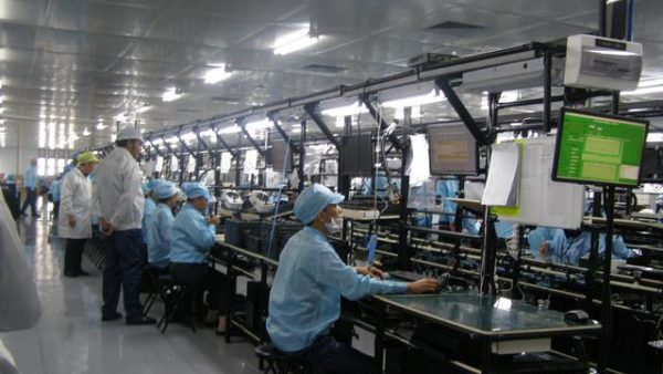 Pabrik Smartphone Indonesia Virus Corona