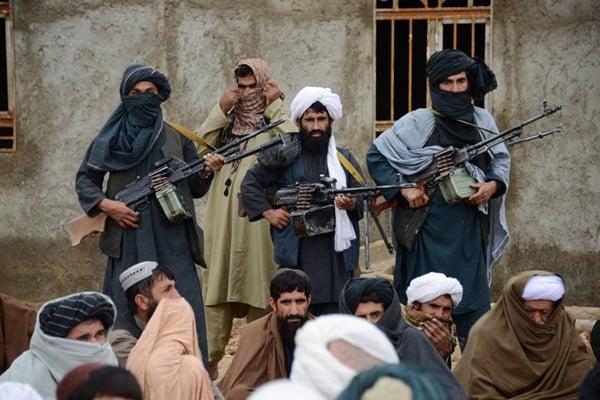 Afghanistan Taliban Skype