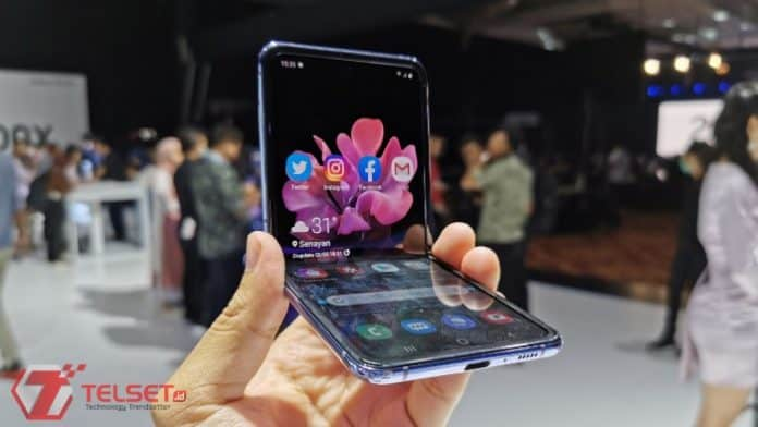 Galaxy Z Flip Indonesia