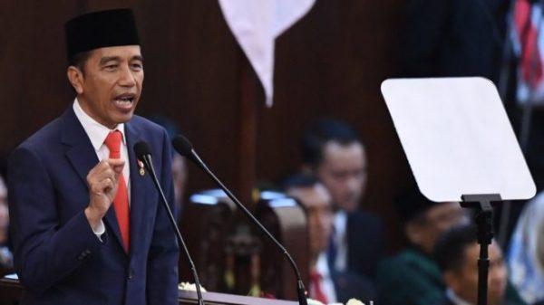 Warganet Tolak Status Darurat Sipil yang Diterapkan Presiden Jokowi