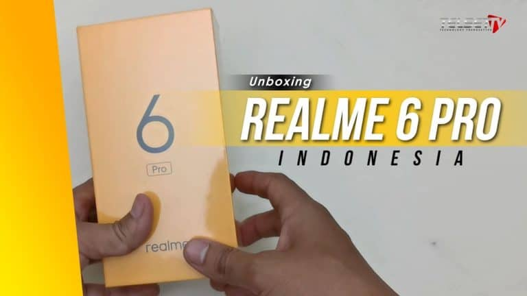 REALME 6 PRO UNBOXING: Pertama Pakai Snapdragon 720G