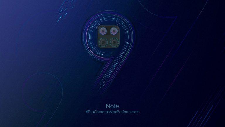 Bocoran Spesifikasi dan Harga Redmi Note 9 yang akan Dirilis