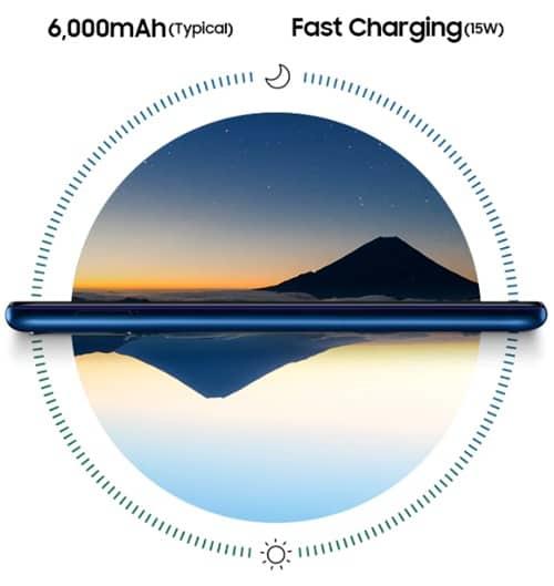 Harga Samsung Galaxy M31