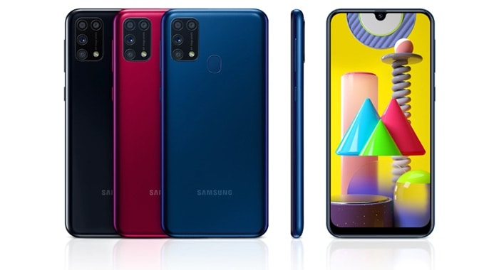 Samsung Korting Harga Galaxy M31 di Flash Sale Perdana