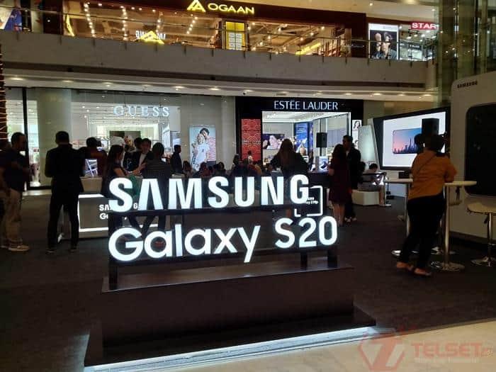 Beli Galaxy S20 Bisa Trade-In dengan 2 Hape Lawas