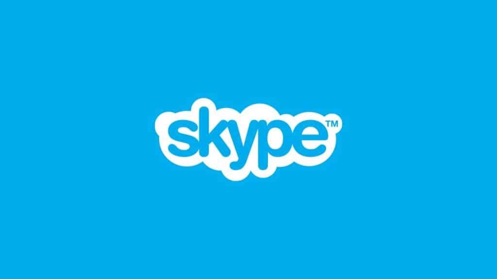 Skype Google Hangouts Meet