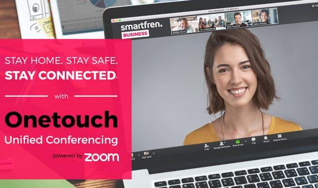 Smartfren OneTouch UC, Solusi Cloud untuk Kerja di Rumah