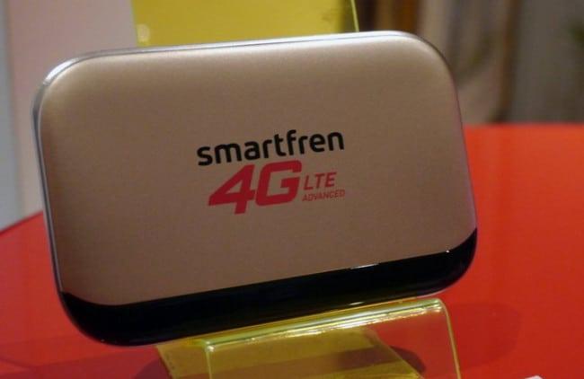 Smartfren WiFi M5 kerja dari Rumah