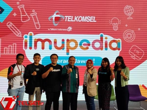 Telkomsel Edutech