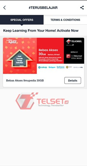 Telkomsel Ilmupedia