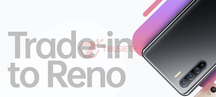 Oppo Tawarkan Trade-In Reno3 Untuk Pengguna F Series