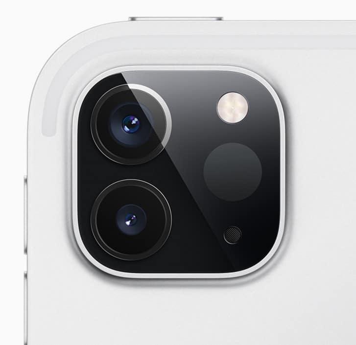 Fitur Kamera iPad Pro 2020