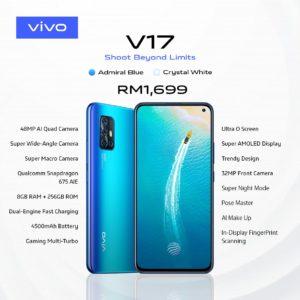 Vivo V17 Malaysia