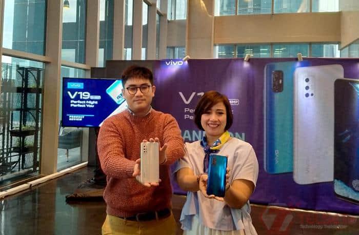 Spesifikasi Lengkap Vivo V19 yang akan Meluncur di Indonesia