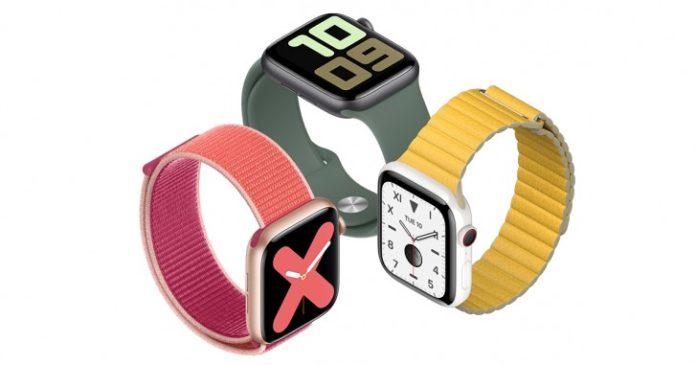 Blood Oxygen Apple Watch