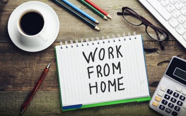 Work From Home Asus