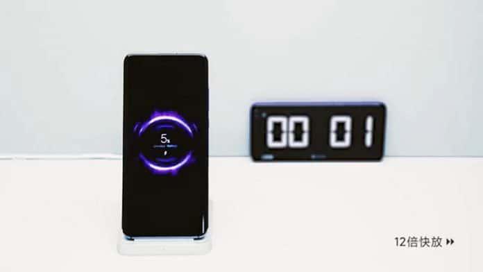 Xiaomi Wireless Charging 40W