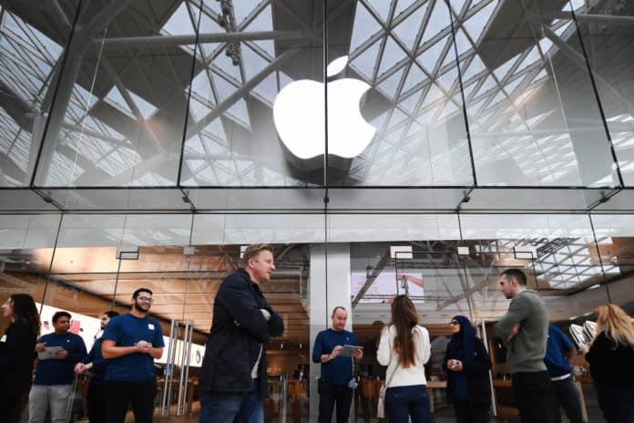 toko ritel apple