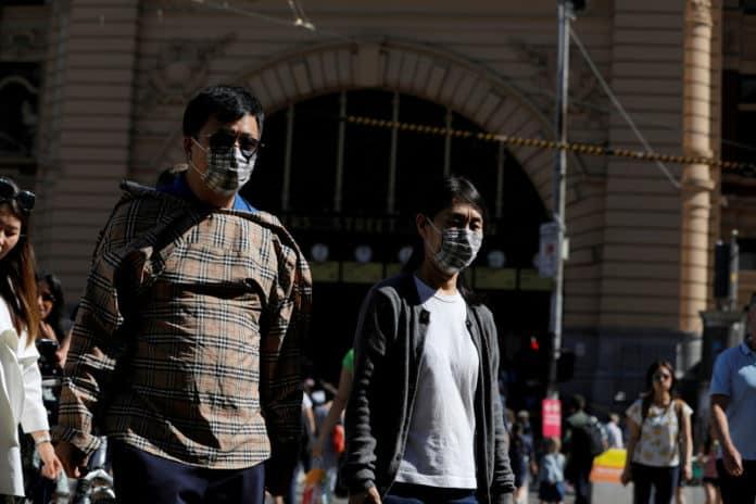 Polusi Udara China