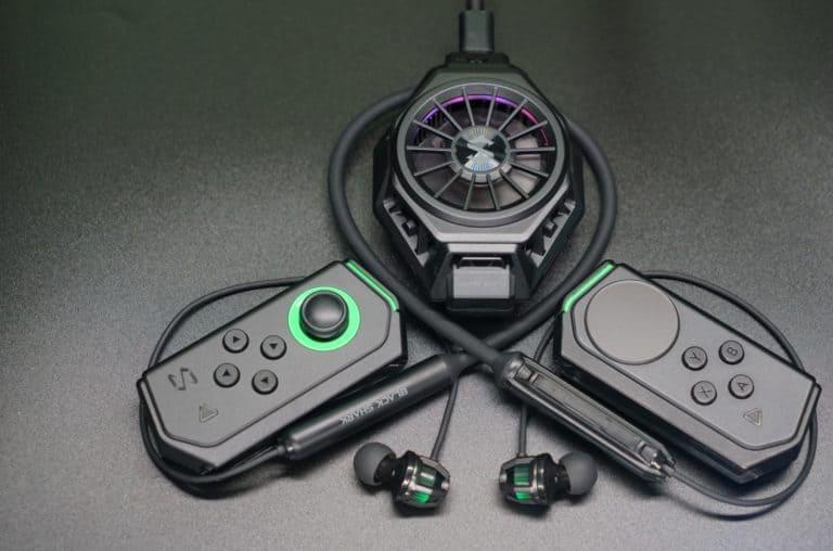 Black Shark Luncurkan Earbuds Gaming dengan Latensi 50 ms
