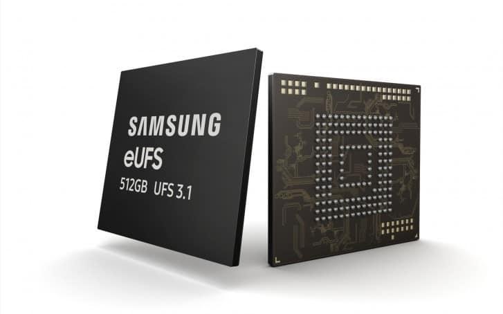 eFUS 3.1 Buatan Samsung 2X Lebih Kencang dari Memori PC