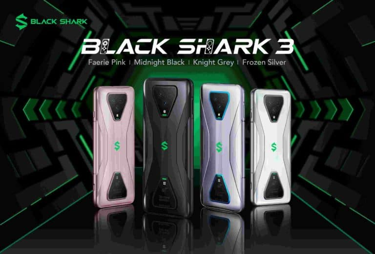 Black Shark 3, Smartphone Gaming 5G Pertama Resmi Diperkenalkan