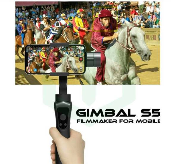 gimbal smartphone terbaik