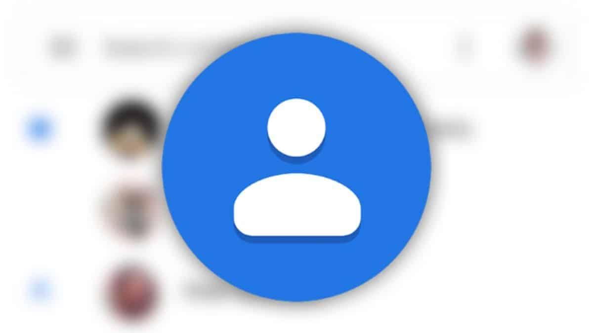 Backup Google Contact