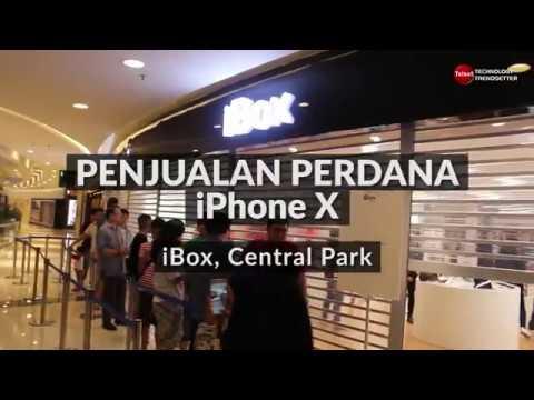 iPhone X Resmi Melenggang di Indonesia